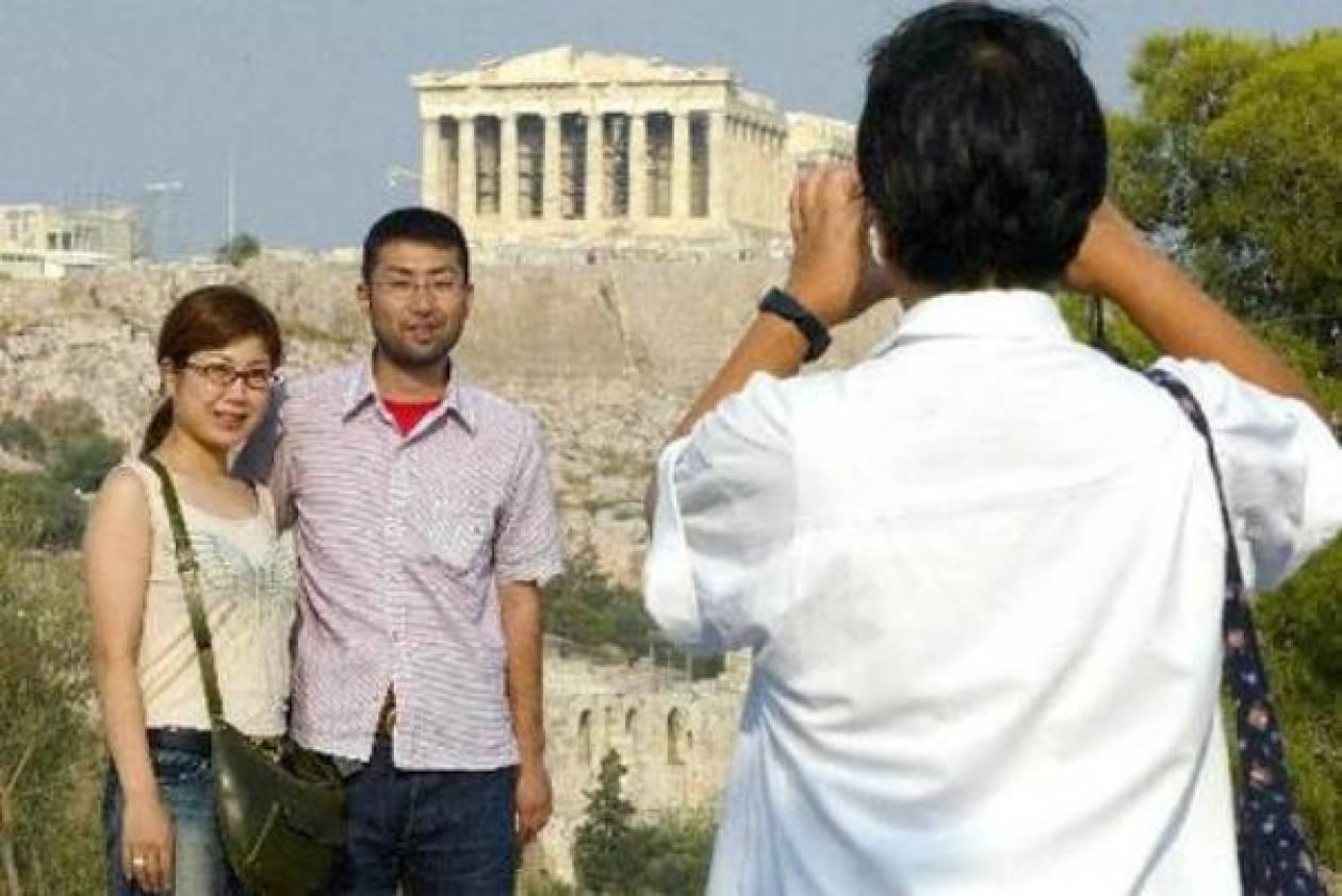 Είδαν για τα καλά τα «αξιοθέατα» της Αθήνας