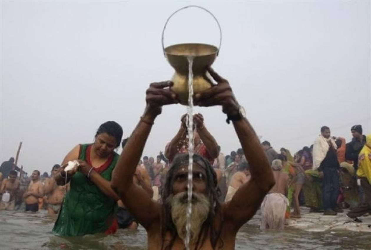 Απίστευτες φωτογραφίες από τη μεγαλύτερη θρησκευτική γιορτή του κόσμου
