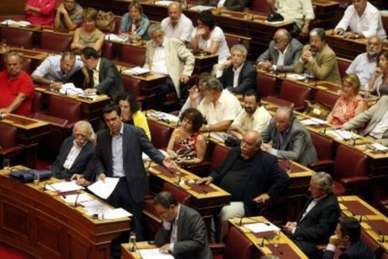 ΣΥΡΙΖΑ: Κυβερνητικός αντιπερισπασμός για την κοινοβουλευτική εκτροπή!