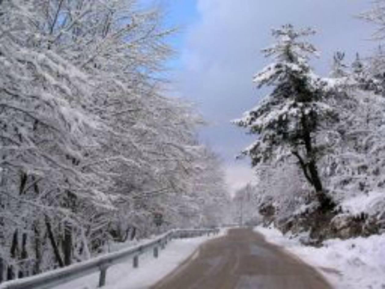 Καταιγίδες και χιόνια - Δείτε πού θα «χτυπήσει» η κακοκαιρία
