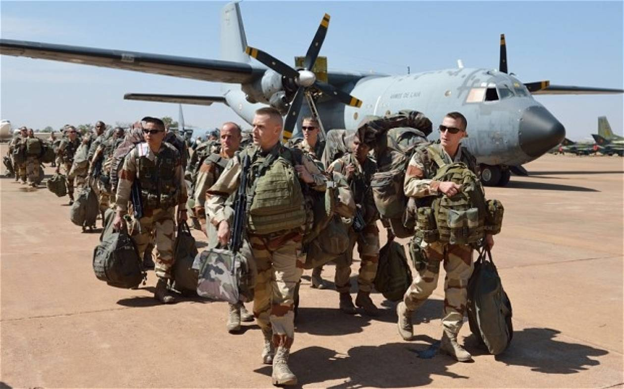 Οι ΗΠΑ συμφώνησαν στο αίτημα της Γαλλίας για στρατιωτική βοήθεια
