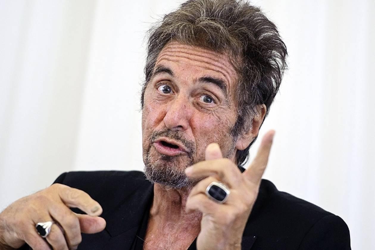 O Αλ Πατσίνο θα συνεργαστεί ξανά με τον σκηνοθέτη του Scarface