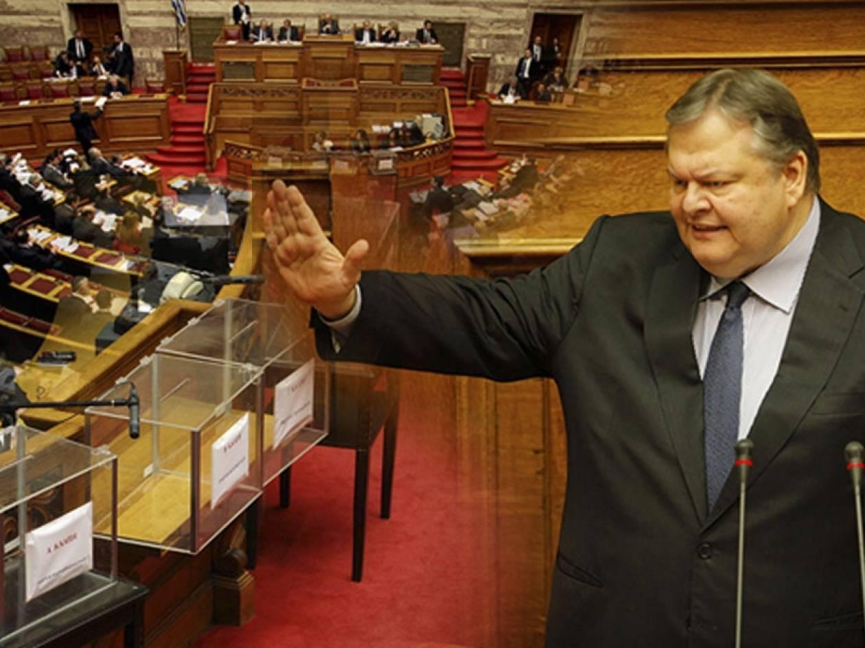 Απάλλαξαν το Βενιζέλο με «σχέδιο» κατά του ΣΥΡΙΖΑ