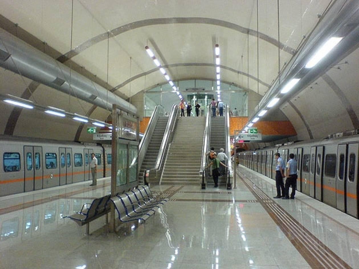 Χωρίς μετρό και αύριο η Αθήνα