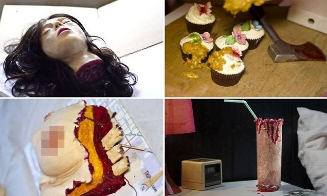 Το πιο... αηδιαστικό ζαχαροπλαστείο του κόσμου (pics)