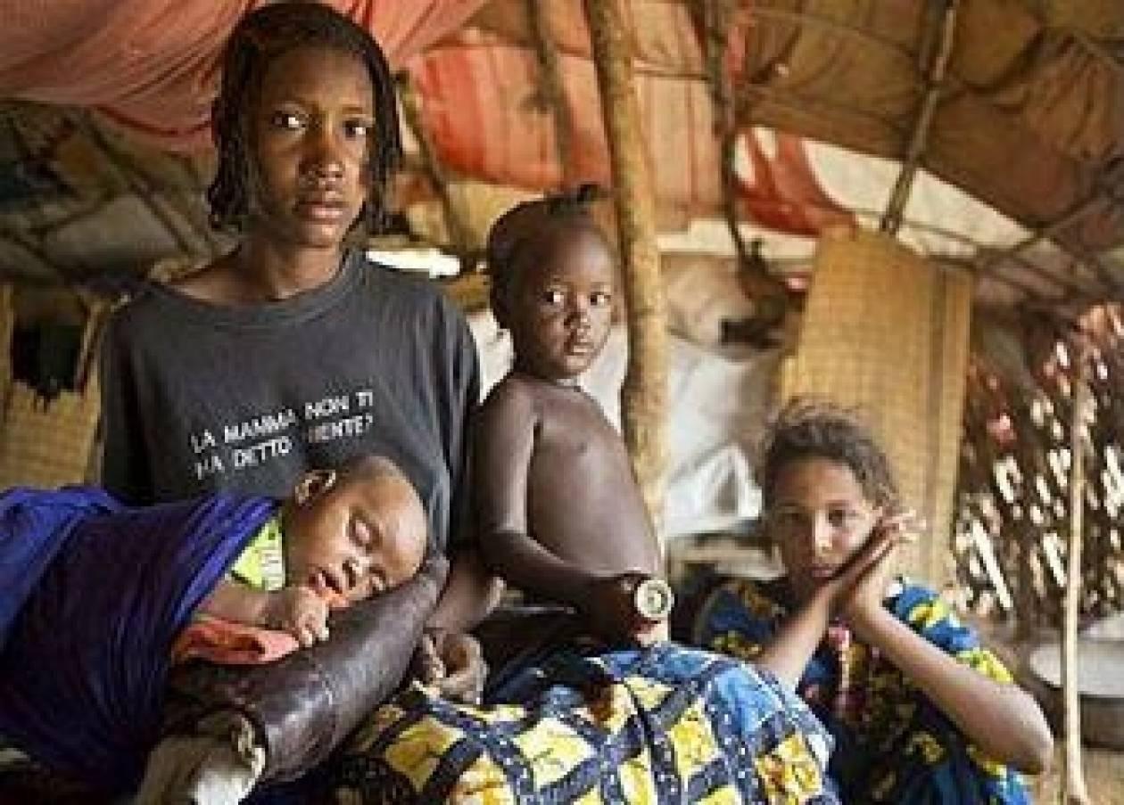 Μάλι: 400.000 πρόσφυγες αναμένεται να ξεριζωθούν τους επόμενους μήνες