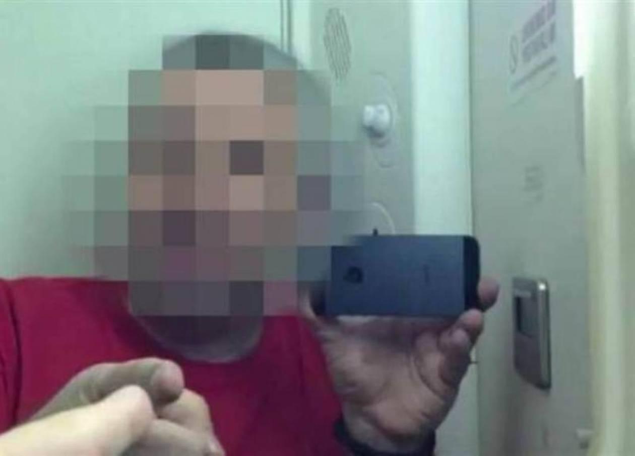 Έλληνας παρουσιαστής μαγνητοσκόπησε την εκπομπή του στην τουαλέτα
