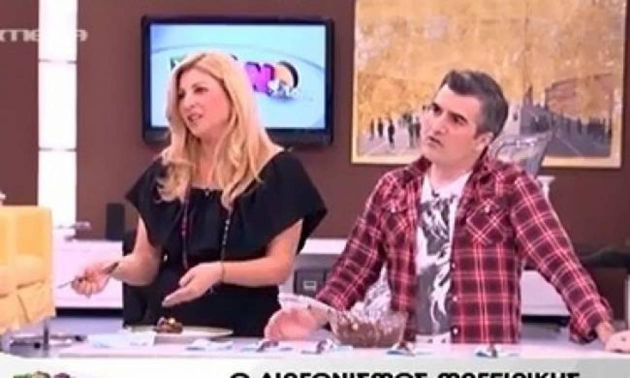 Πολίτη-Σταματόπουλος: Η κόντρα μεταφέρθηκε στο «πρωινό mou»