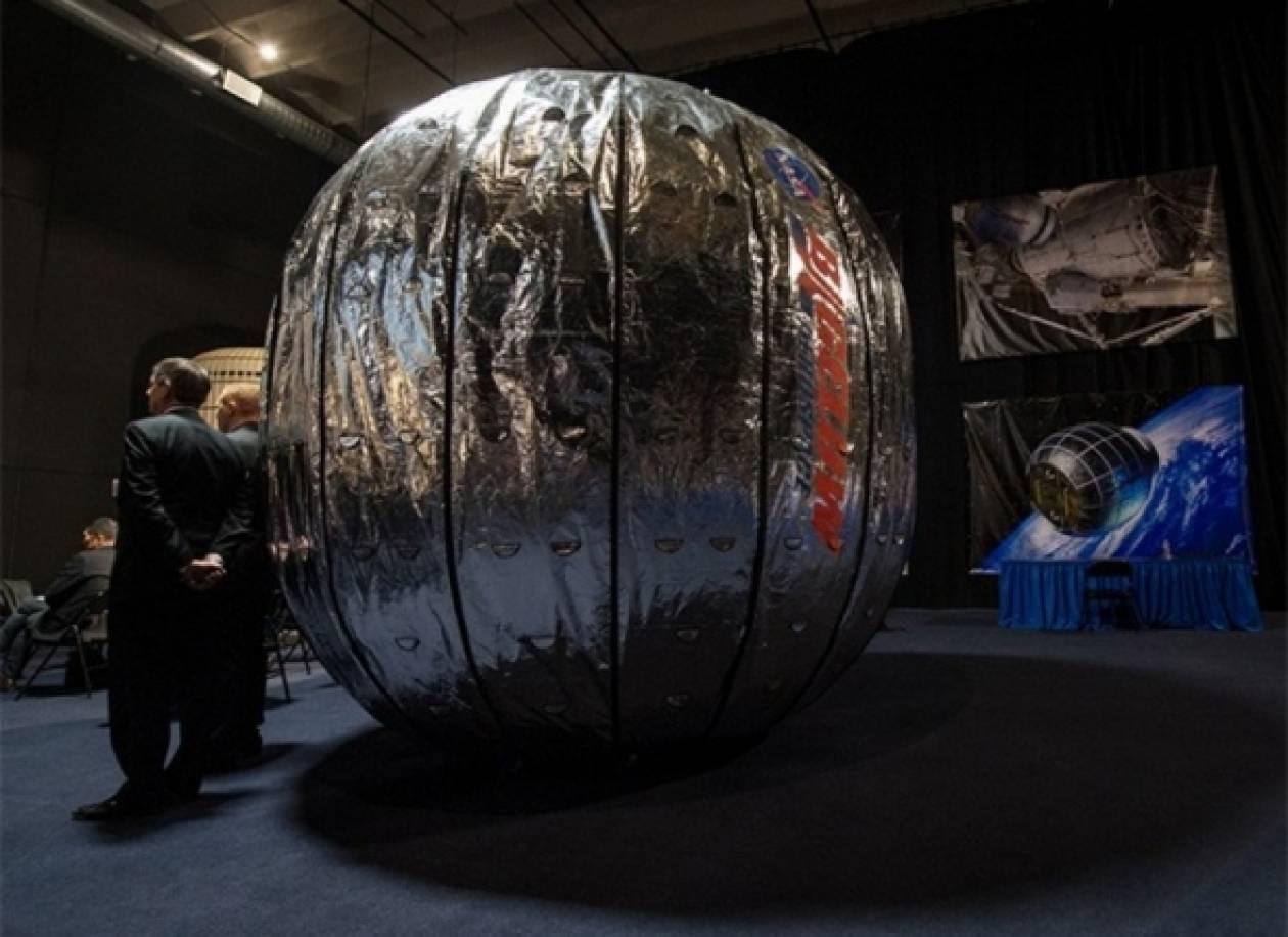 NASA: Στέλνει «κάψουλα – μπαλόνι» στο διάστημα!