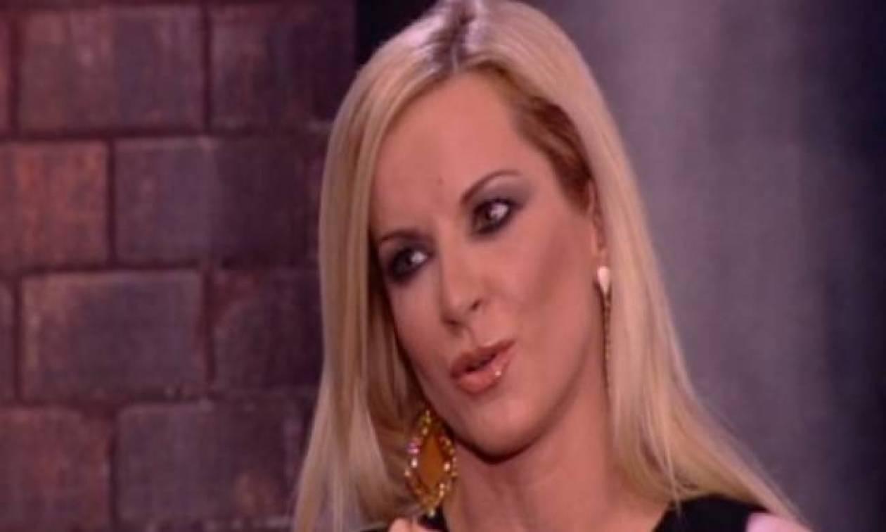 Μαρία Μπεκατώρου: «Δεν χώρισαν η Δούκισσα με τον Χολίδη»