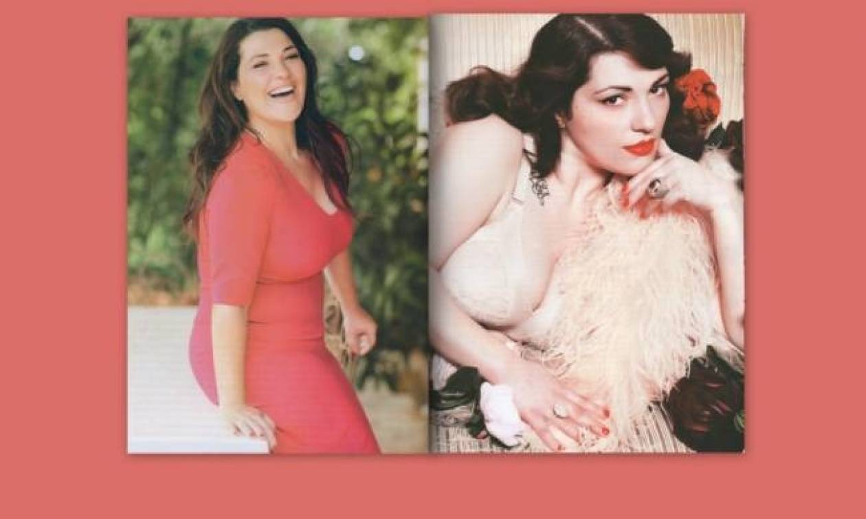 Διαβάστε πώς η Κατερίνα Ζαρίφη έχασε είκοσι κιλά μέσα σε οχτώ μήνες!