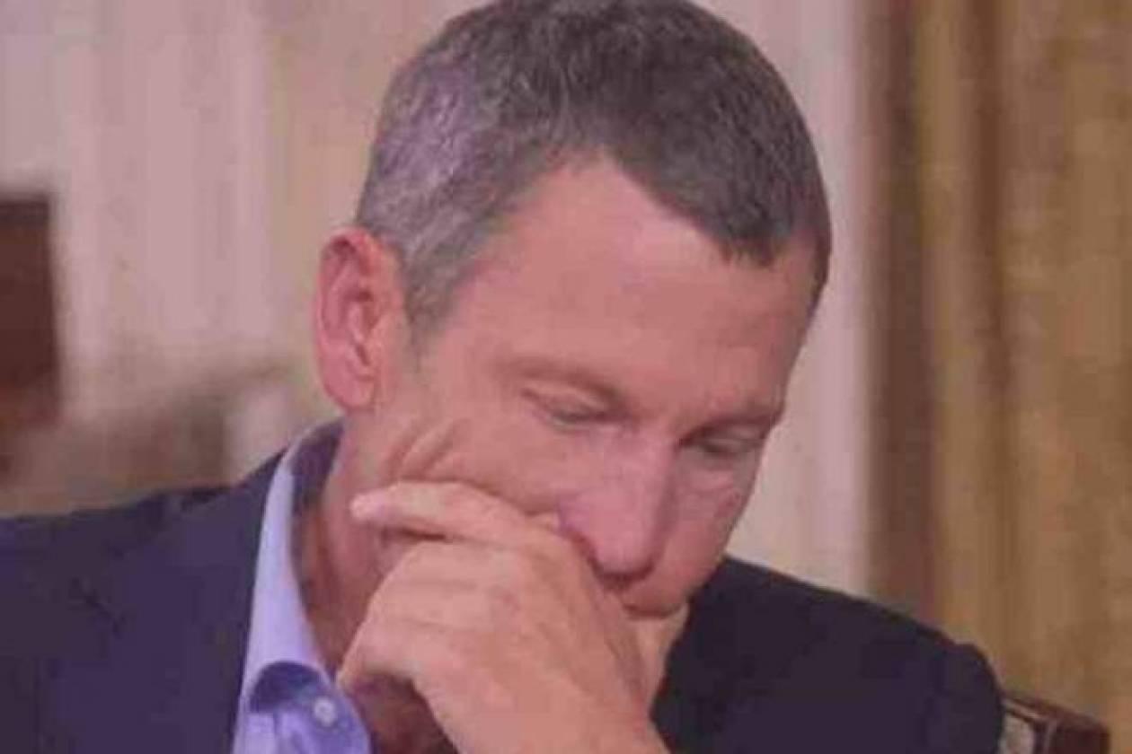Άρμστρονγκ: Όταν αποκάλυψε την αλήθεια στον γιο του (video)