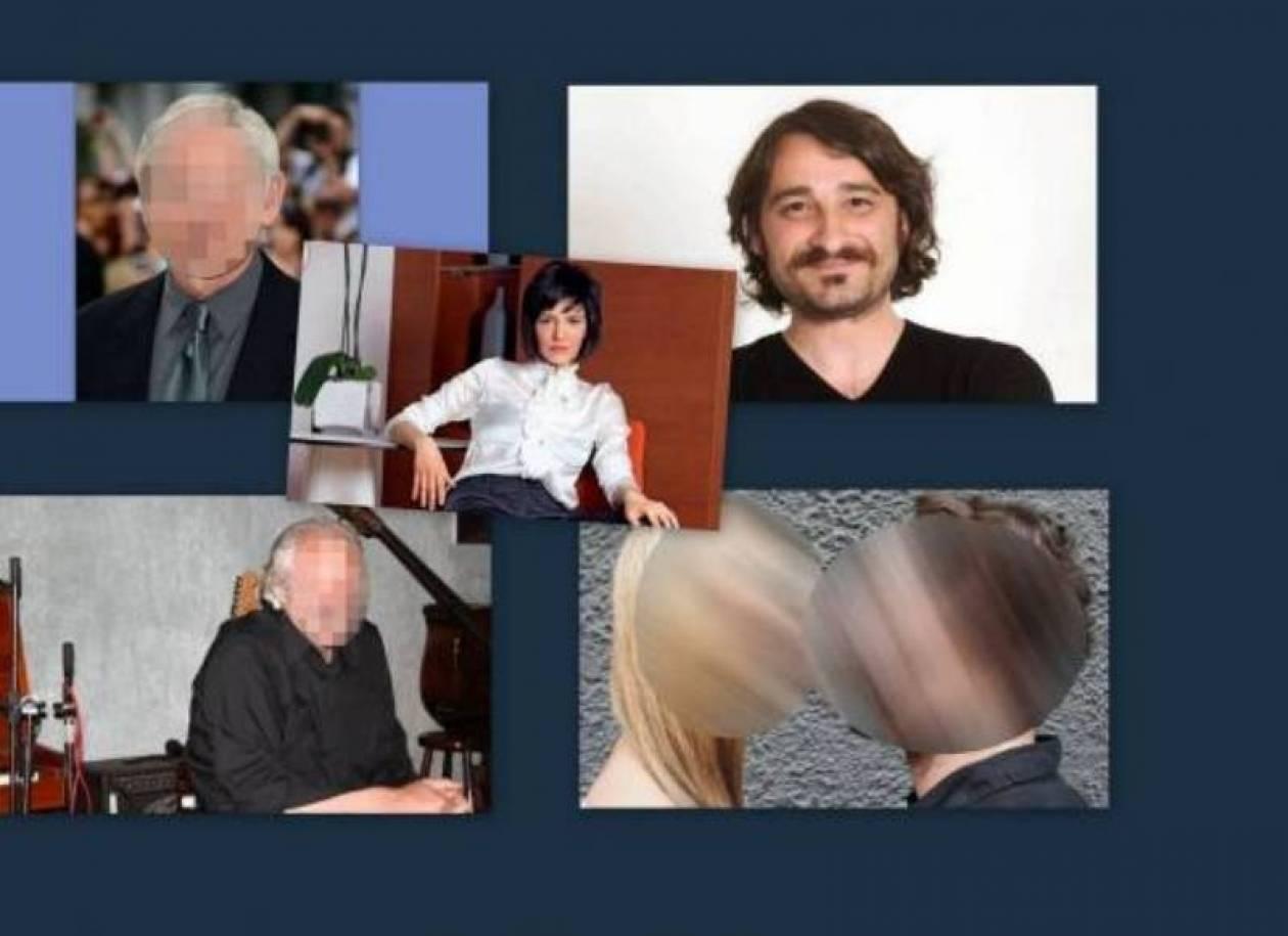 Η αποκάλυψη ηθοποιού,η άγνωστη σύντροφος του Χαραλαμπόπουλου και οι...