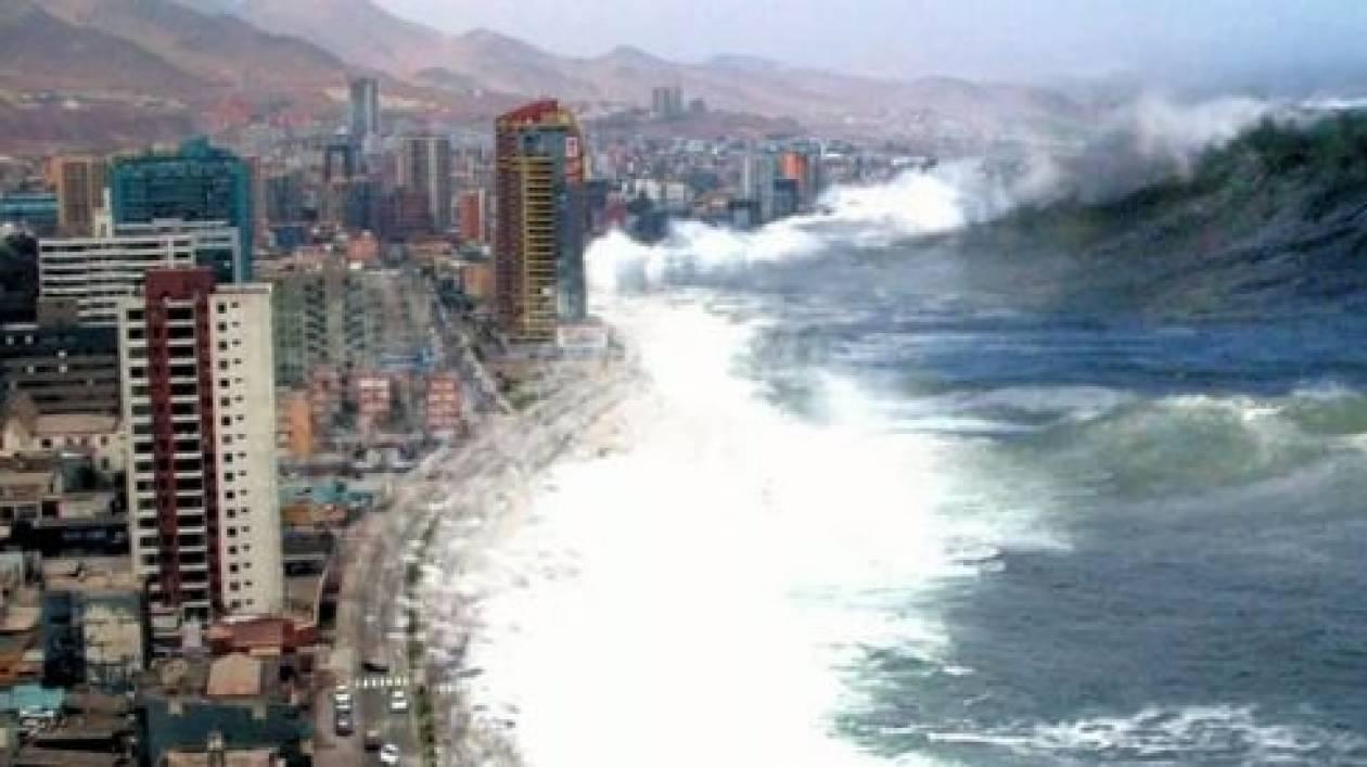 Νεοζηλανδοί και Αμερικανοί ετοίμαζαν το mega τσουνάμι από το 1944!