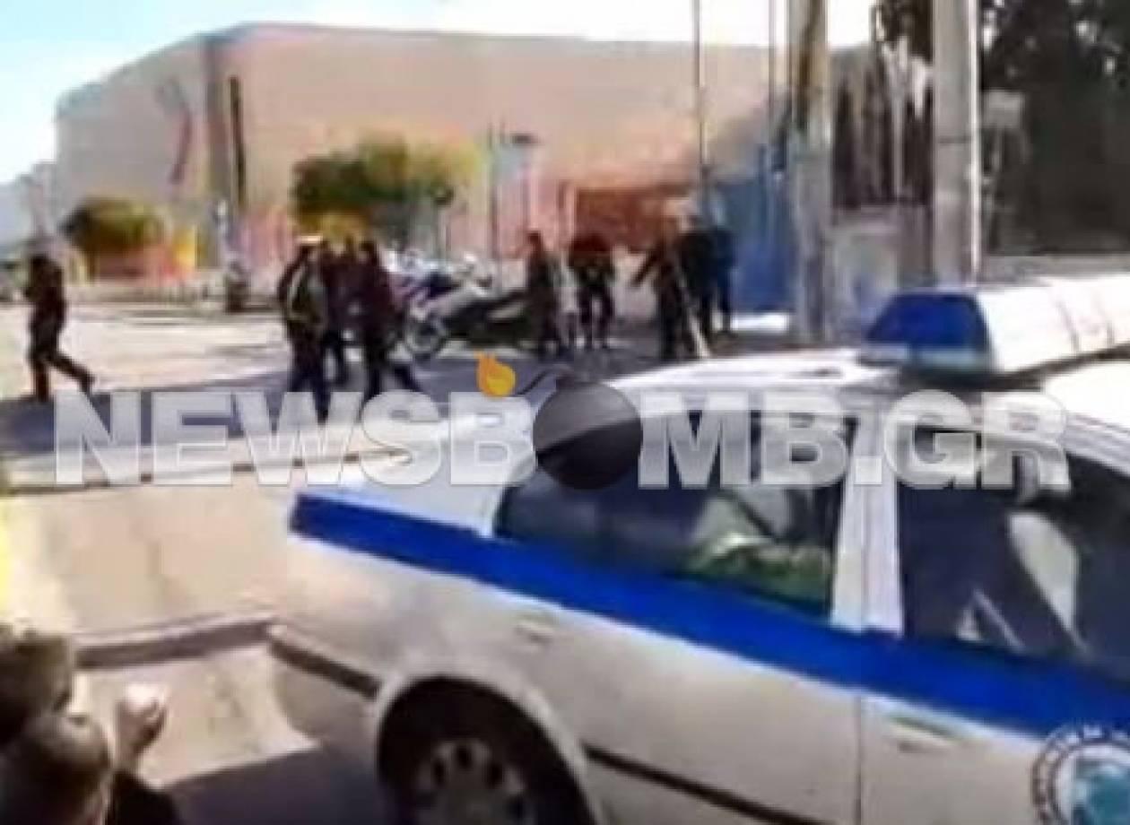 ΑΠΟΚΛΕΙΣΤΙΚΟ: Οι πρώτες στιγμές μετά την έκρηξη στο Mall Athens