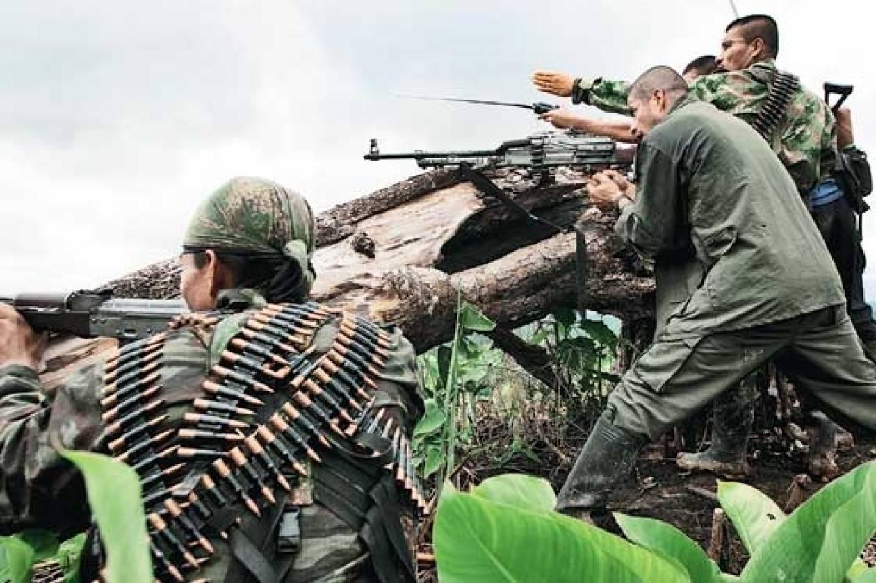 Σε κλίμα έντασης η Κολομβία