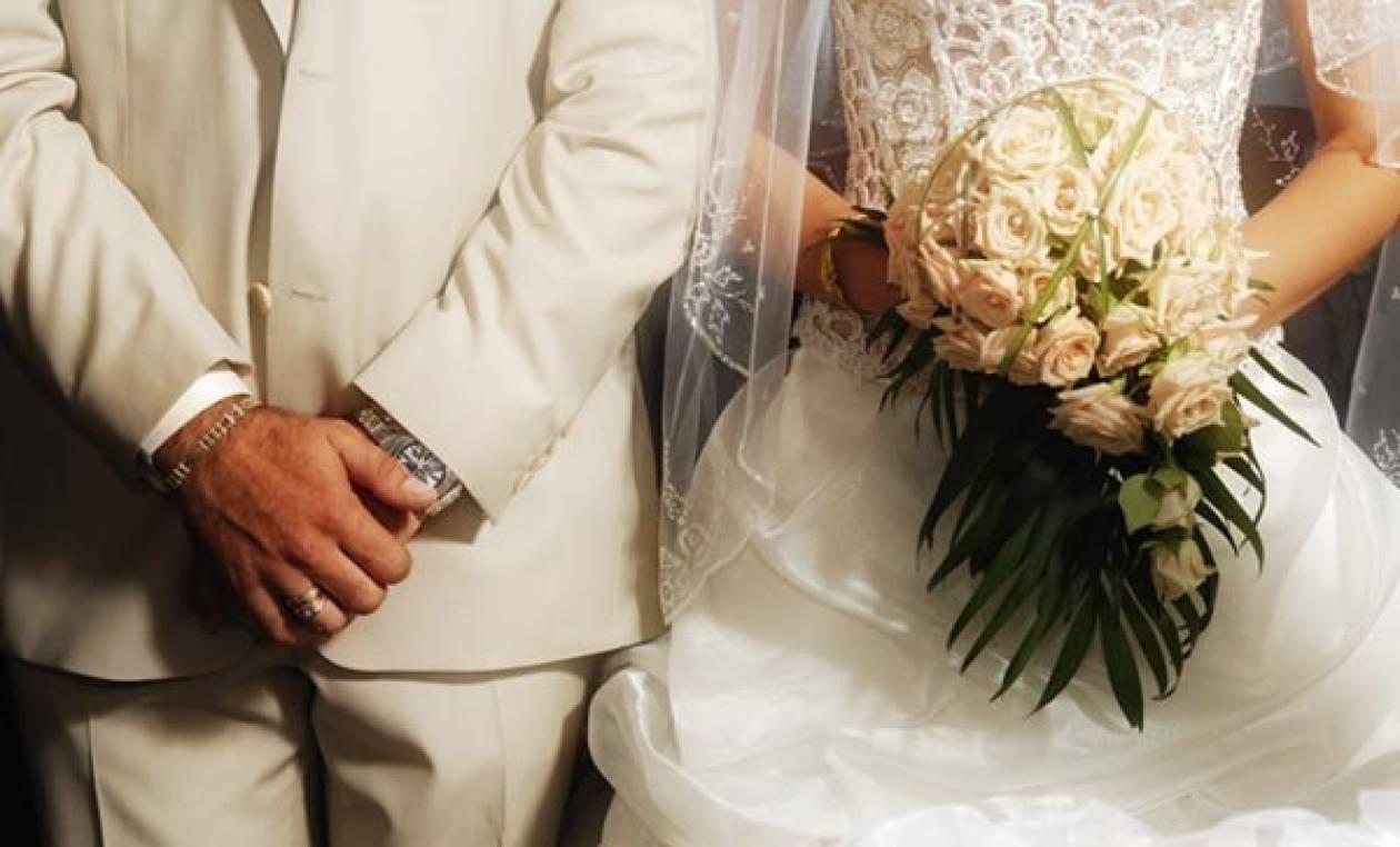 'Ερευνα: Ο γάμος επηρεάζει την μακροβιότητα