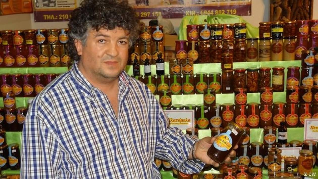 DW: Έλληνες παραγωγοί στην Grüne Woche