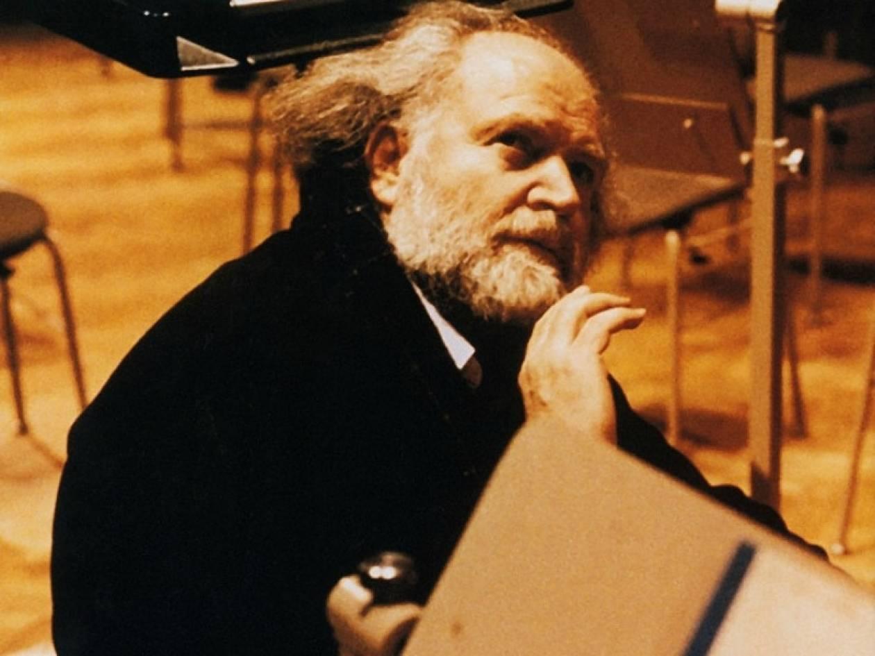Το βραβείο «ΦΕΙΔΙΠΠΙΔΗΣ» στο μεγάλο Έλληνα συνθέτη Γιάννη Μαρκόπουλο
