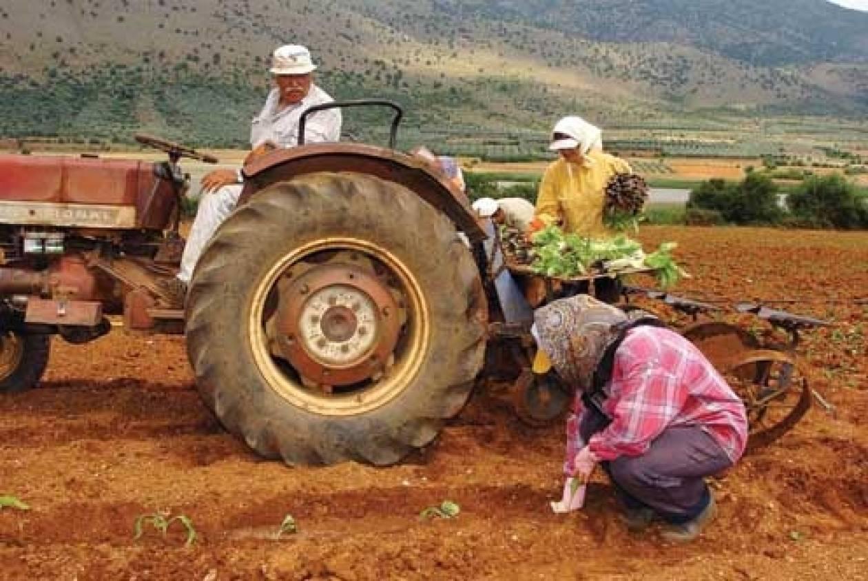 Στους δρόμους βγαίνουν οι αγρότες