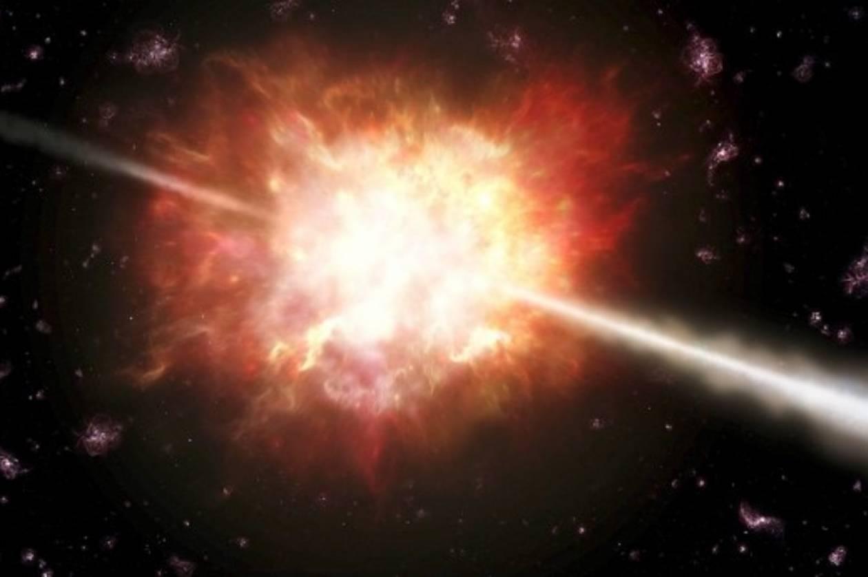 Ακτίνες Γ «έκαψαν» τη Γη την εποχή του Καρλομάγνου!