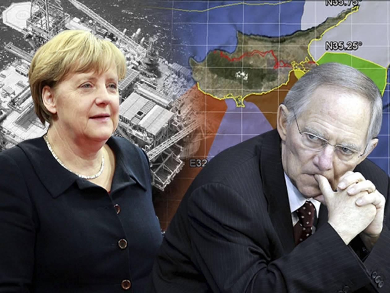 Τον ορυκτό πλούτο της Κύπρου έβαλαν στο μάτι οι Γερμανοί