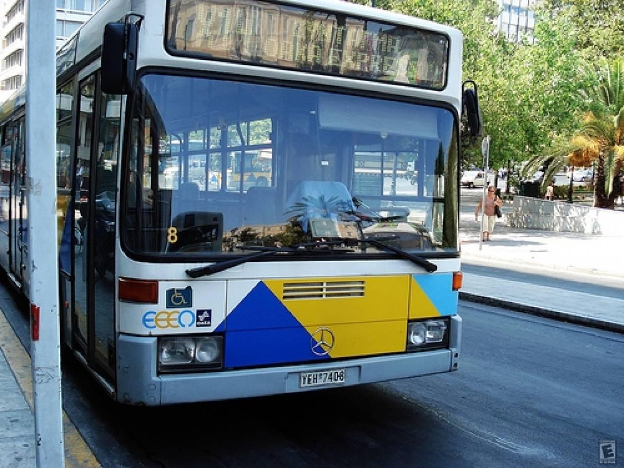 «Χειρόφρενο» και στα λεωφορεία από την Τρίτη