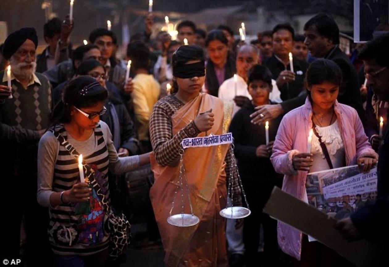 ΣΟΚ: Έκαψαν ζωντανή θύμα βιασμού για να μην πάει στην αστυνομία