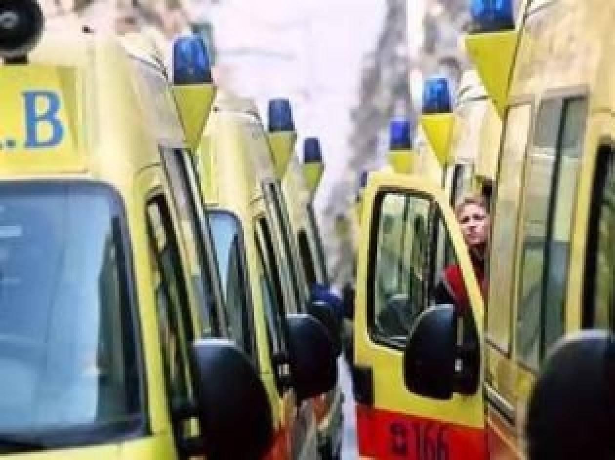 'Αρτα: Χωρίς ασθενοφόρα Κυριακές και αργίες