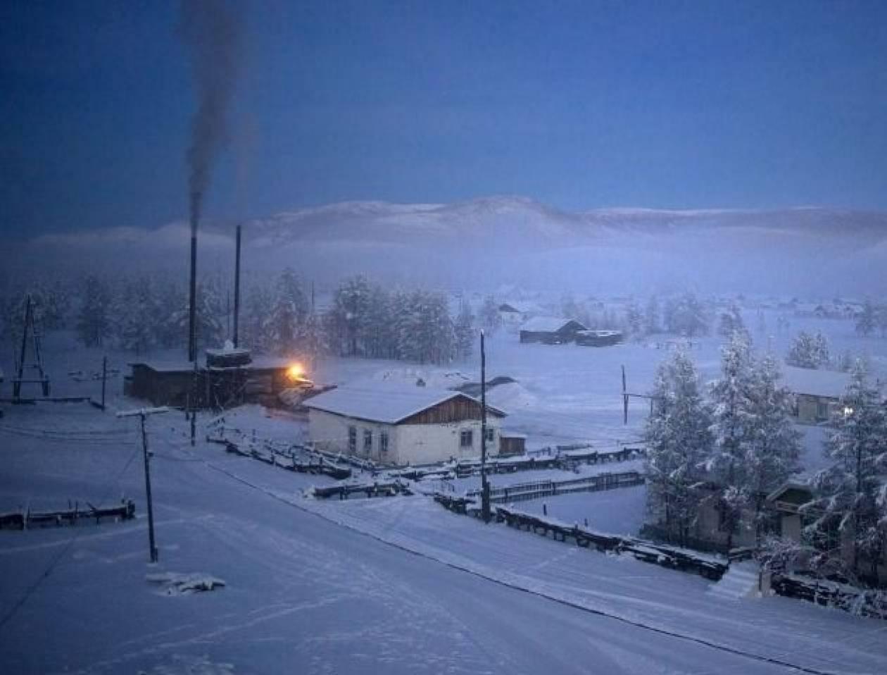 Βίντεο: Καλώς ήλθατε στο πιο παγωμένο χωριό του κόσμου!