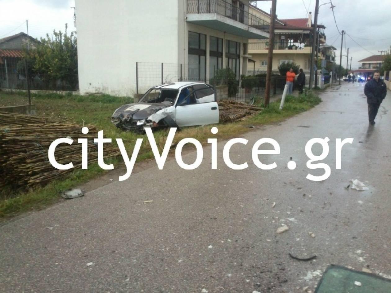 Αγρίνιο: Ένας νεκρός σε τροχαίο – Χαροπαλεύει μία ανήλικη (pics-vid)