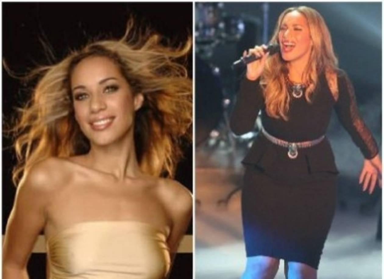 Η Leona Lewis πάχυνε πολύ και φαίνεται