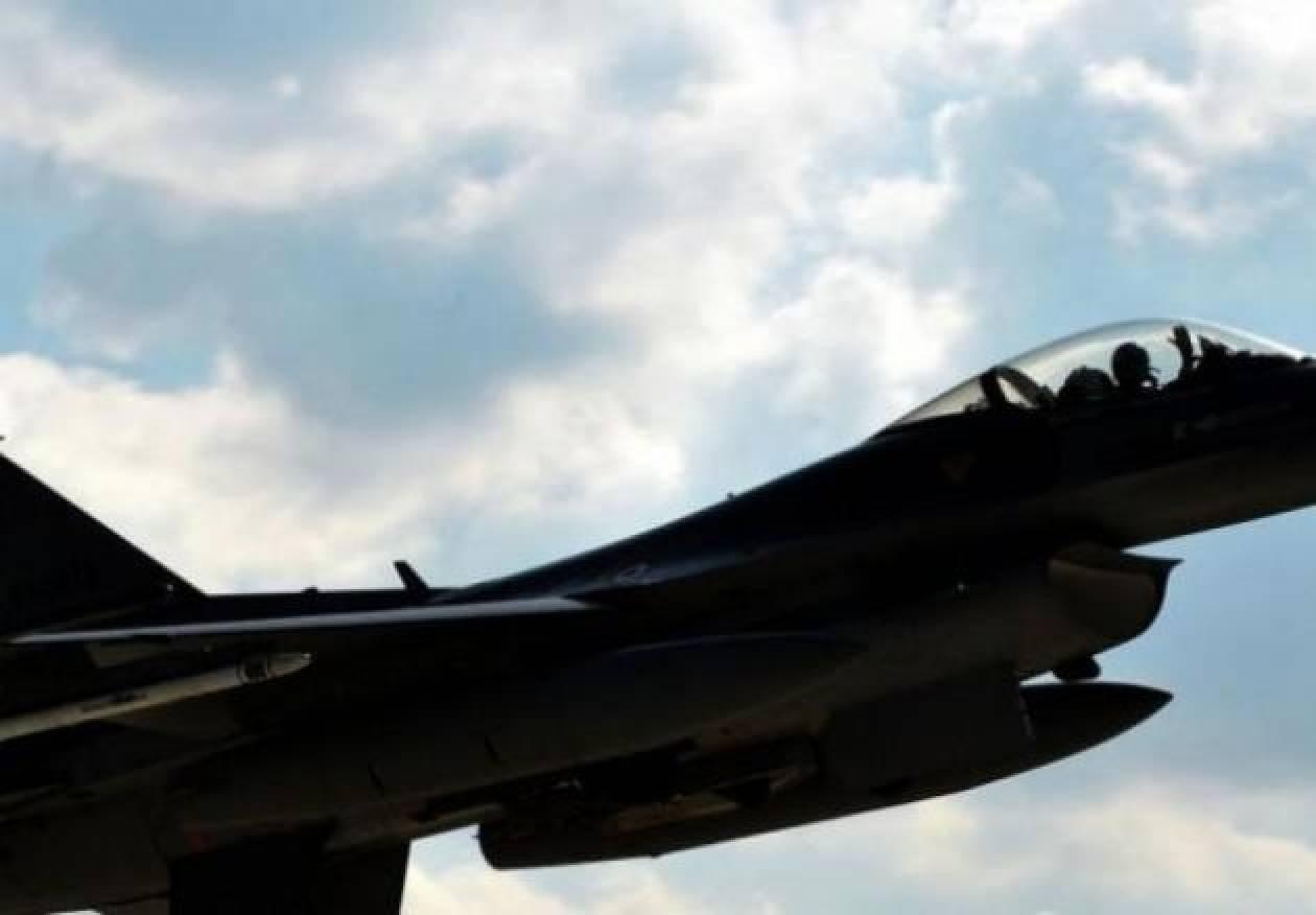 Έπεσε τουρκικό F-16