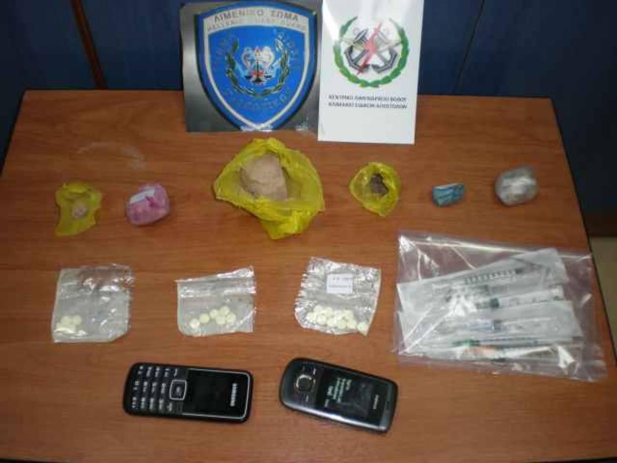 Σοκ στον Βόλο: Σύλληψη μάνας, κόρης και γιού για εμπορία ναρκωτικών!