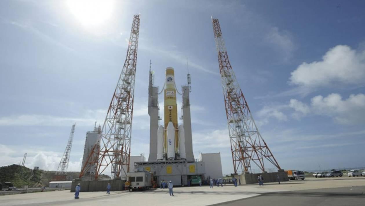 Την Κυριακή θα εκτοξεύσει κατασκοπευτικό δορυφόρο η Ιαπωνία