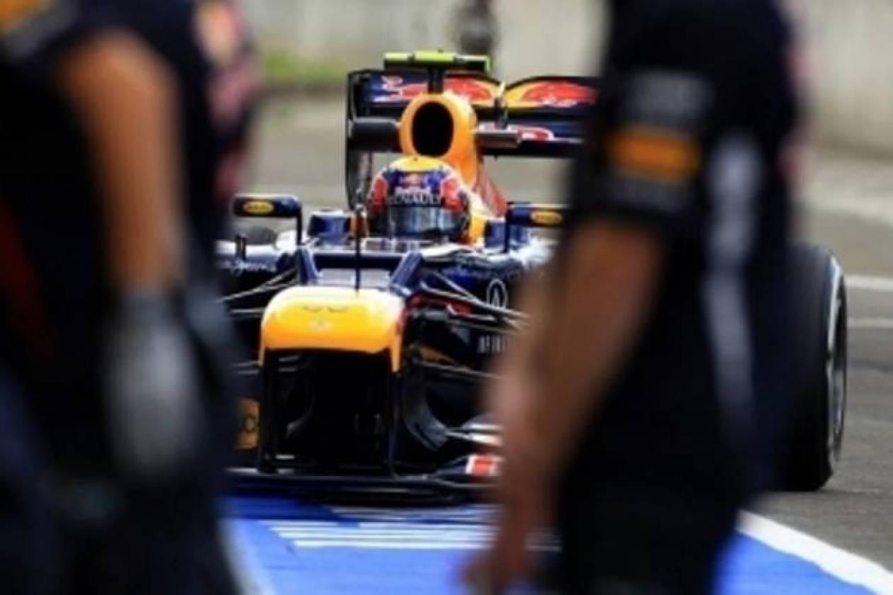 Red Bull: Ο Γουέμπερ… πρόλαβε τον Φέτελ