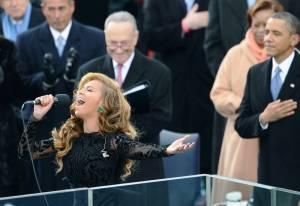 Βίντεο: Playback τραγούδησε η Μπιγιονσέ στην ορκωμοσία;