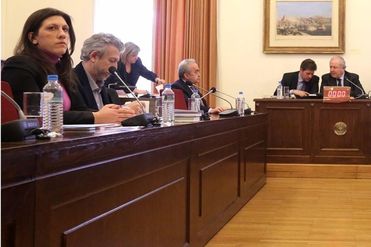 Κωνσταντοπούλου σε Μαρκογιαννάκη: Είσαι αναξιόπιστος!