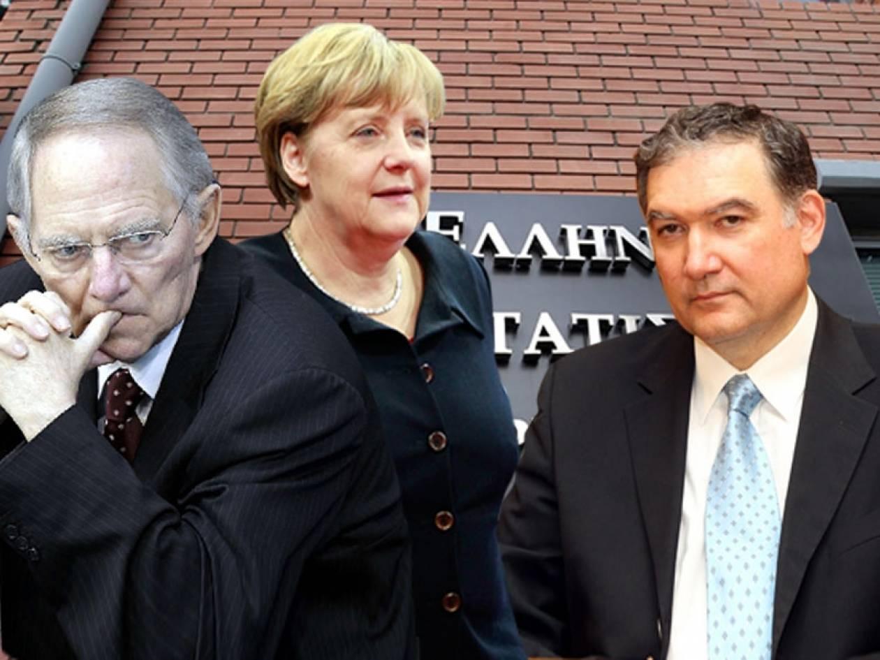 Οι δανειστές απαγορεύουν την αντικατάσταση του κ. Γεωργίου