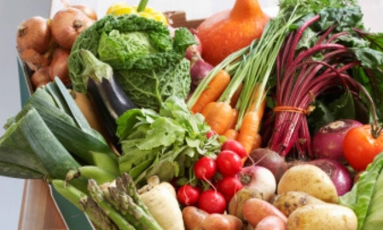 Πώς θα διατηρήσετε την θρεπτική αξία των λαχανικών;