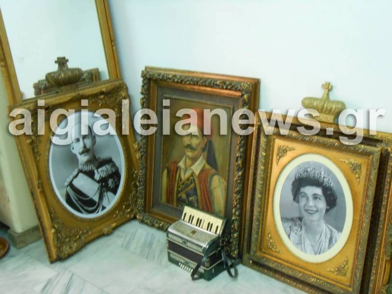 Βρέθηκε μέρος των κλοπιμαίων από το Μουσείο Σταφίδας Κουνινιώτη (pics)