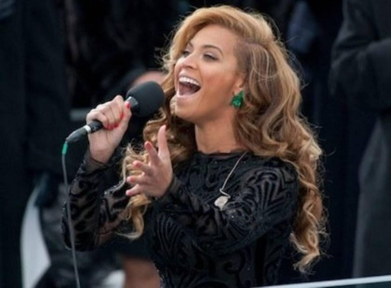 Beyonce: Hχογραφημένη η εμφάνισή της στην ορκομωσία του Obama;