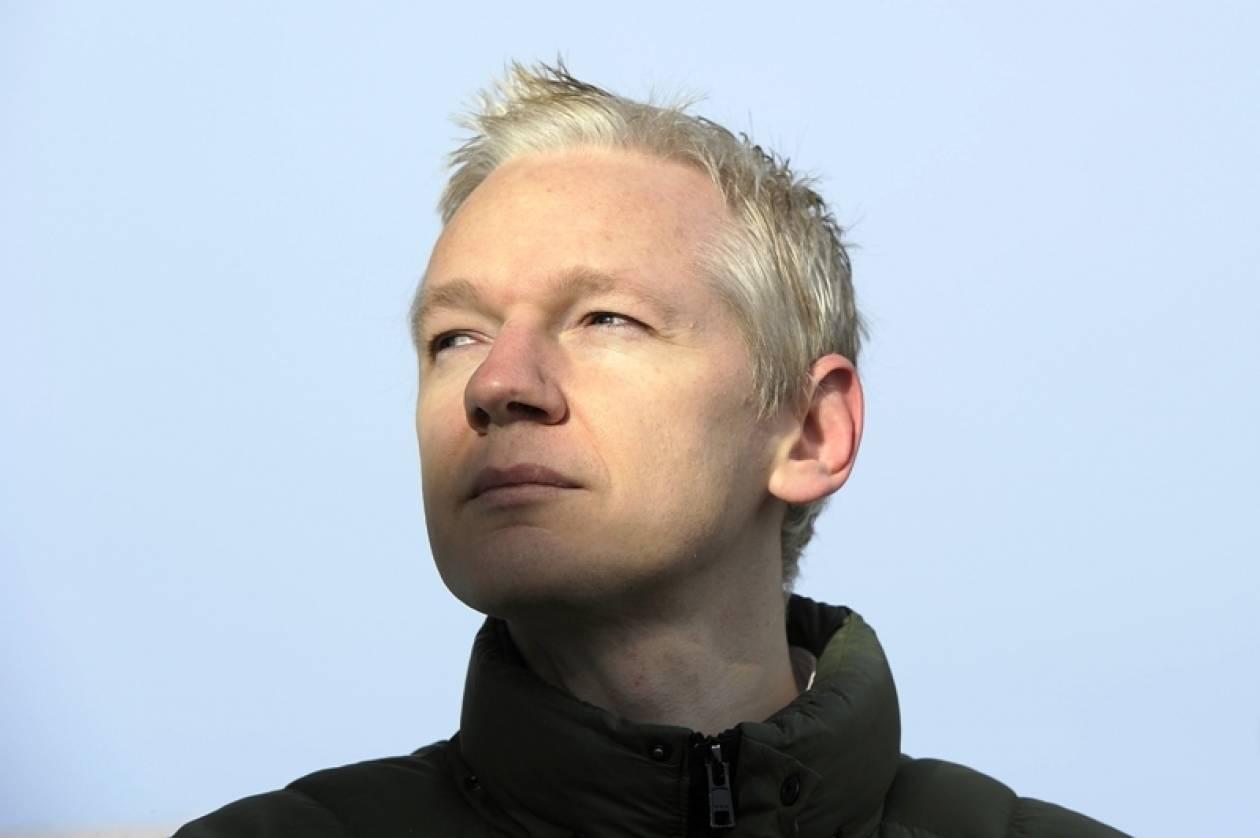 Ο Ασάνζ αντιδρά στη νέα ταινία για τα WikiLeaks