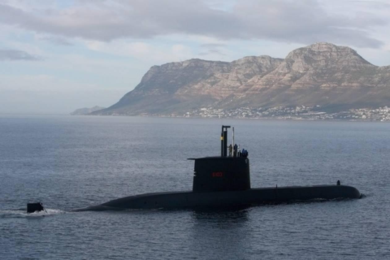 Άγνωστο υποβρύχιο κυκλοφορεί στο Αιγαίο