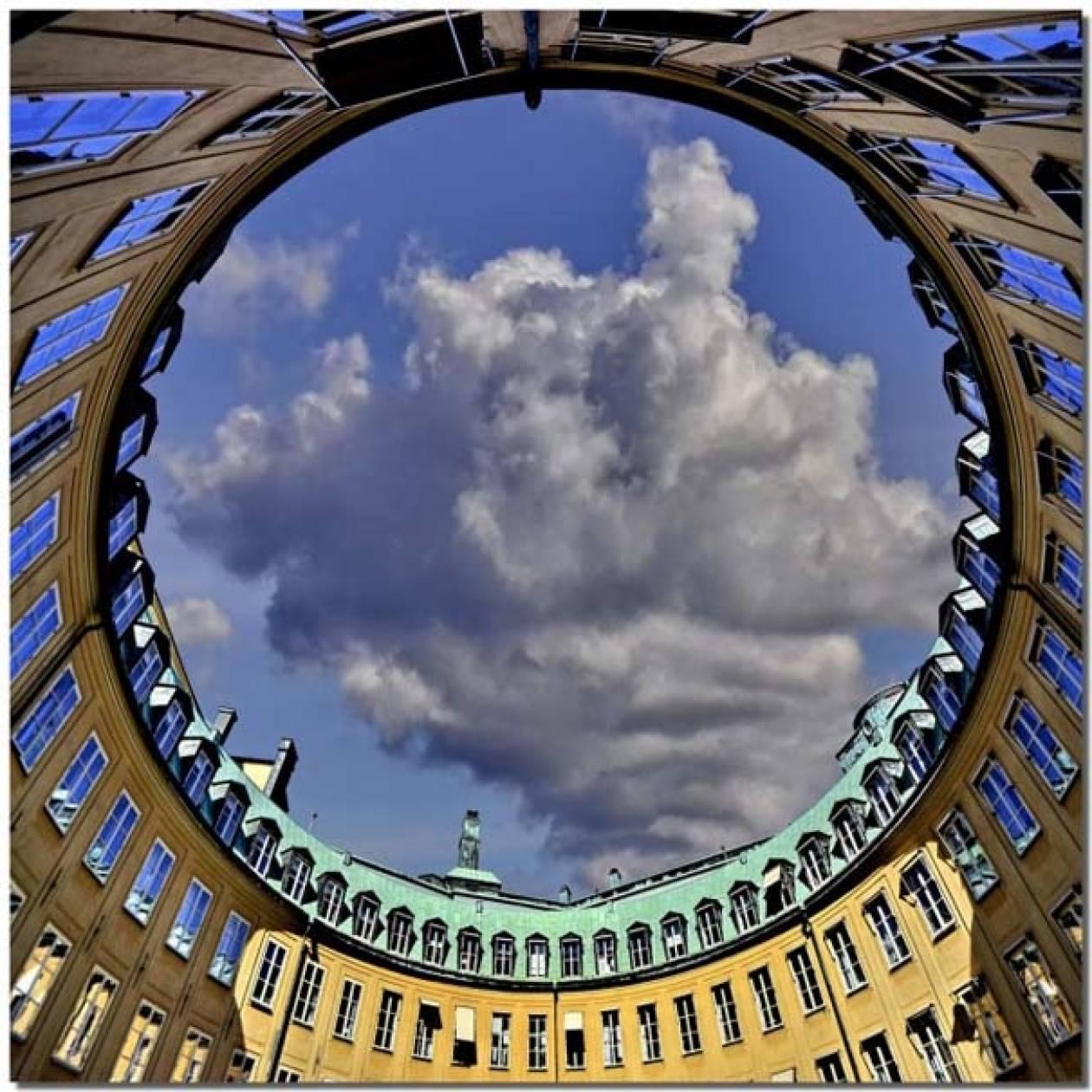Eντυπωσιακές αρχιτεκτονικές φωτογραφίες που προκαλούν ίλιγγο