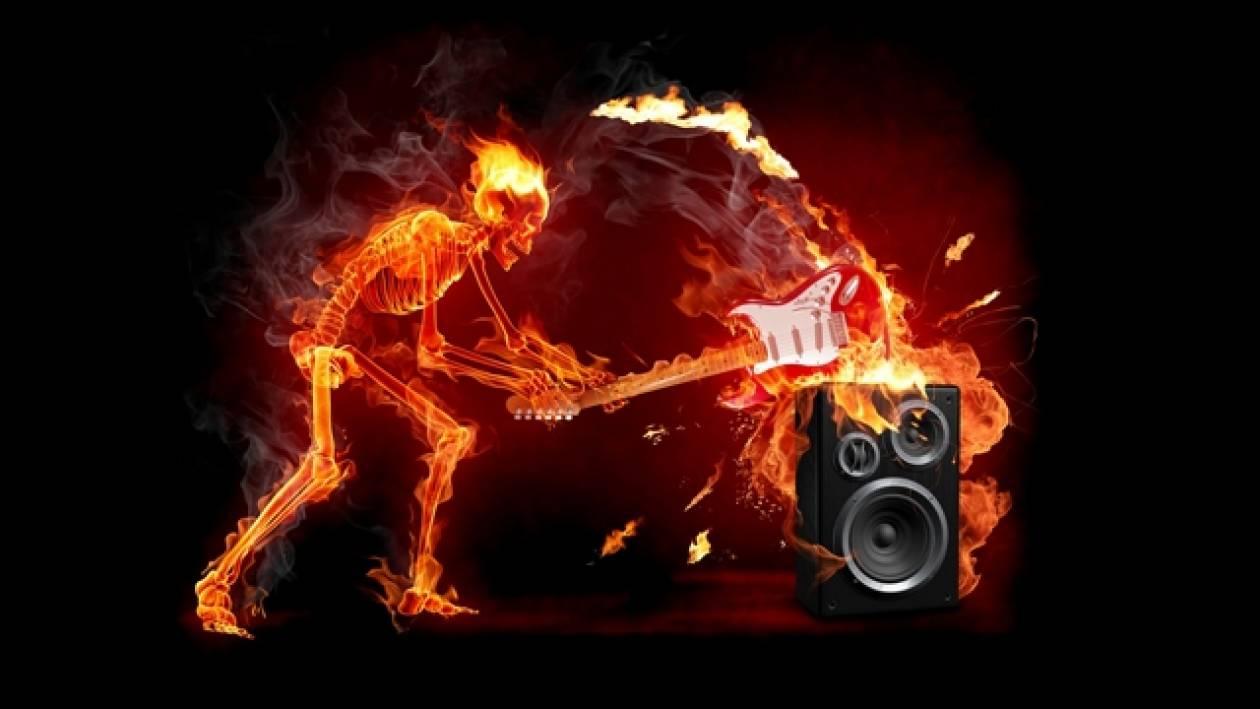 Ακούς heavy metal; Θα γίνεις εγκληματίας… σύμφωνα με νέα έρευνα