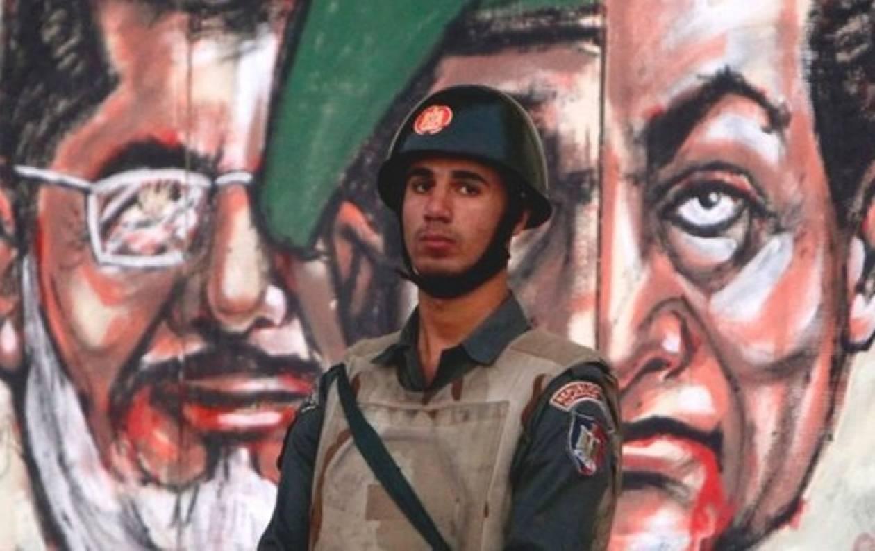 Διαδηλώσεις στην επέτειο ανατροπής του Μουμπάρακ