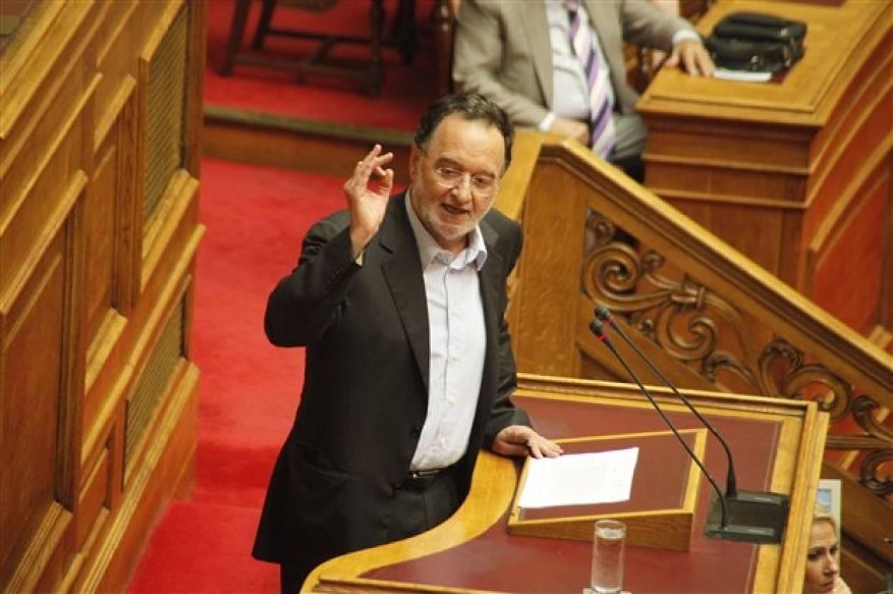 Π. Λαφαζάνης: Η κυβέρνηση έχει επιβάλλει στην ουσία μια δικτατορία