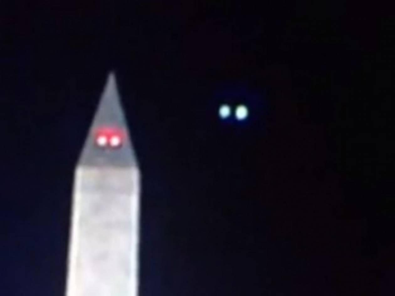 Βίντεο: Χαμός στο διαδίκτυο από UFO στην ορκομωσία Obama