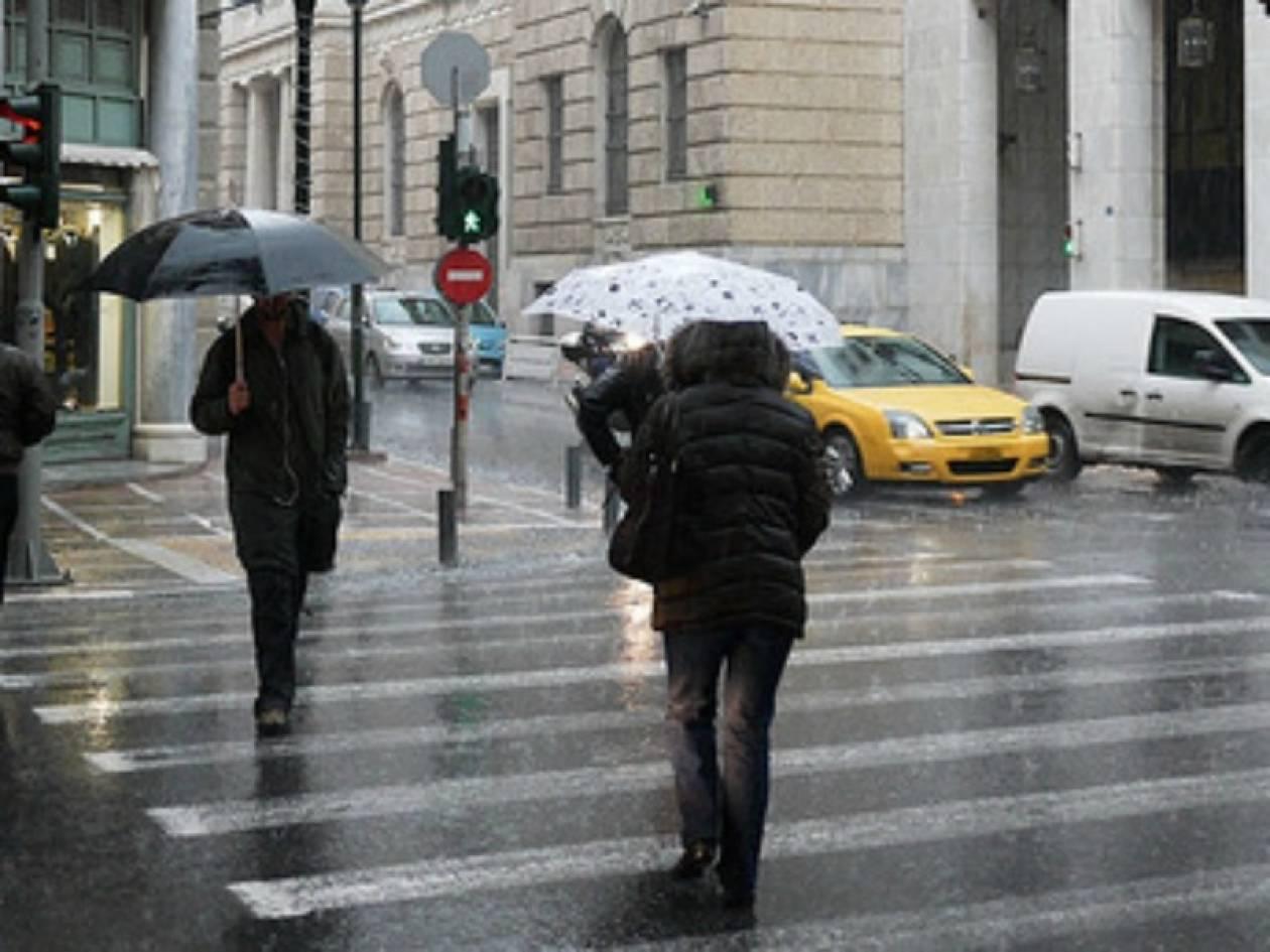 ΠΡΟΣΟΧΗ: Ραγδαία επιδείνωση του καιρού με ακραία φαινόμενα